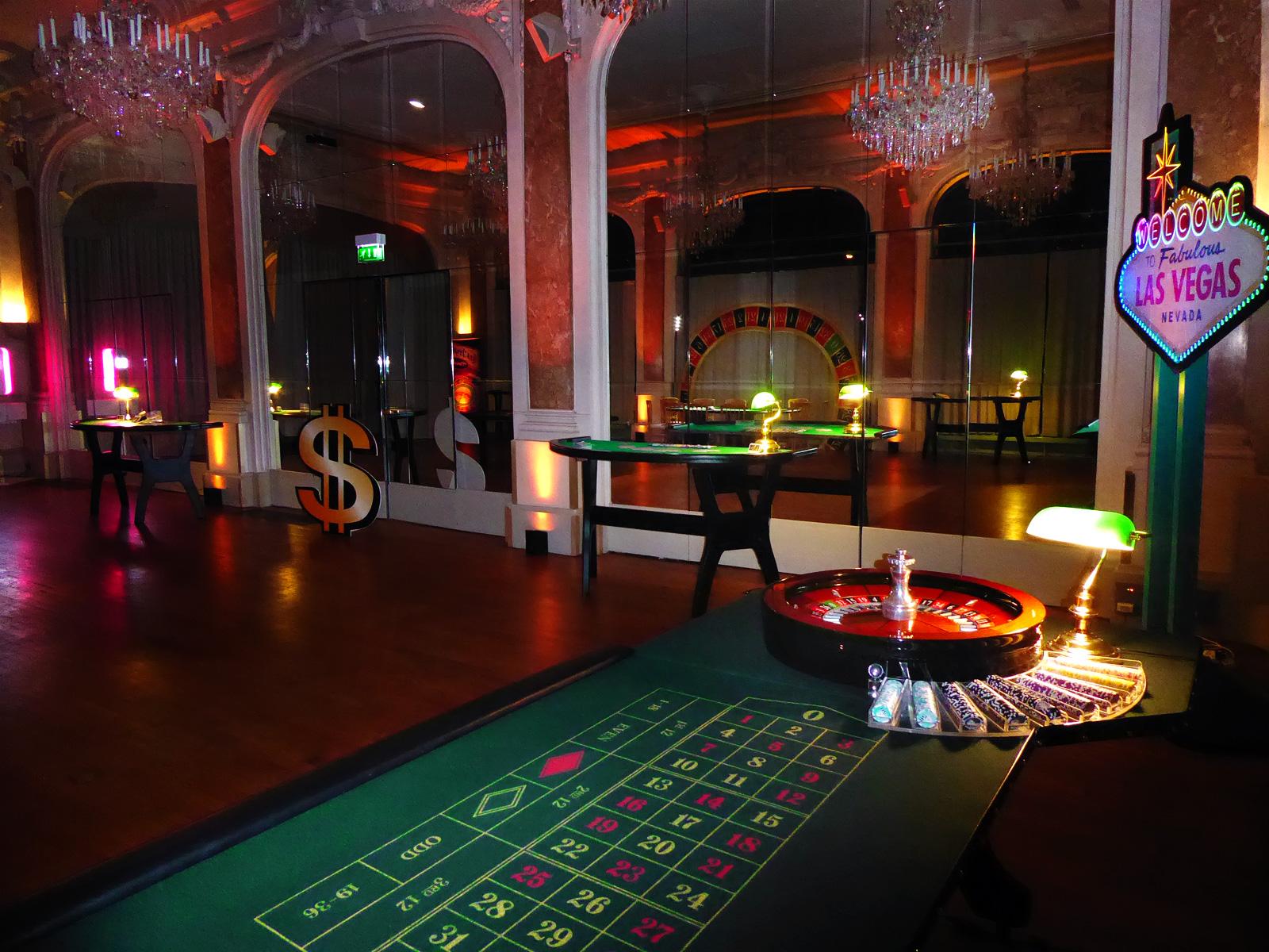 Decors-Las-Vegas casino