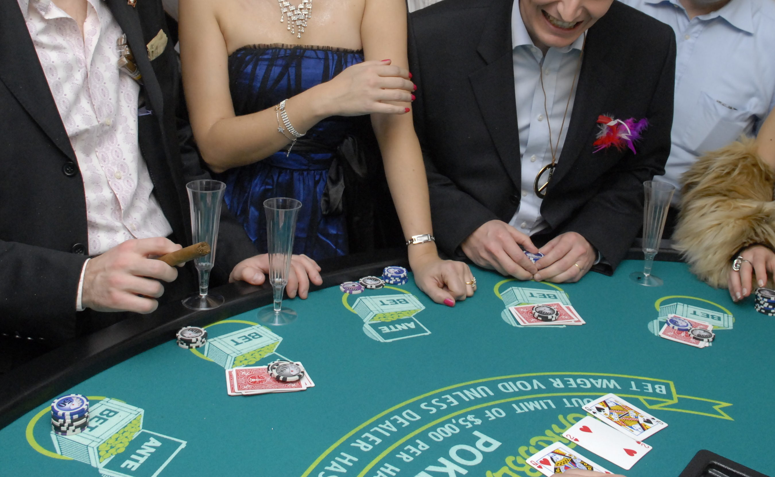 Table de Stud-Poker