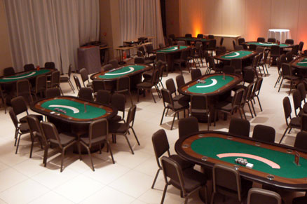 Location table de Poker