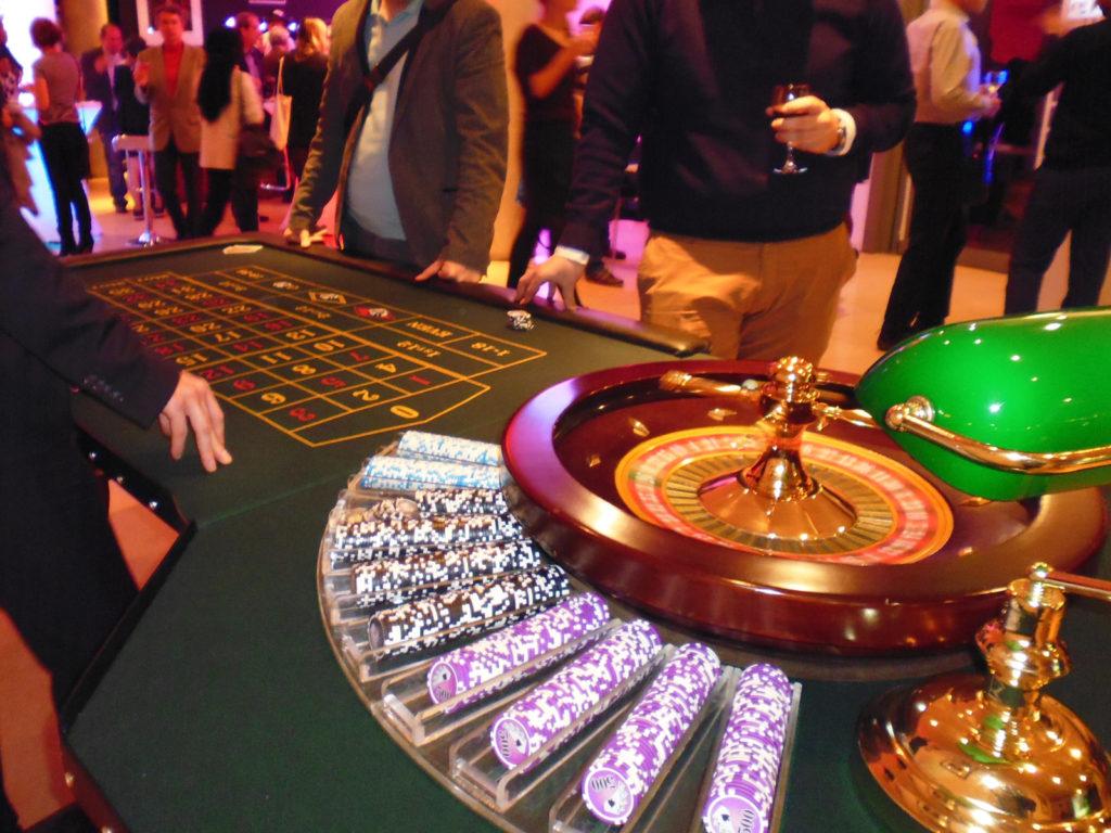 """CCI Paris soirée casino pour la remise de prix """"Made in 92"""""""