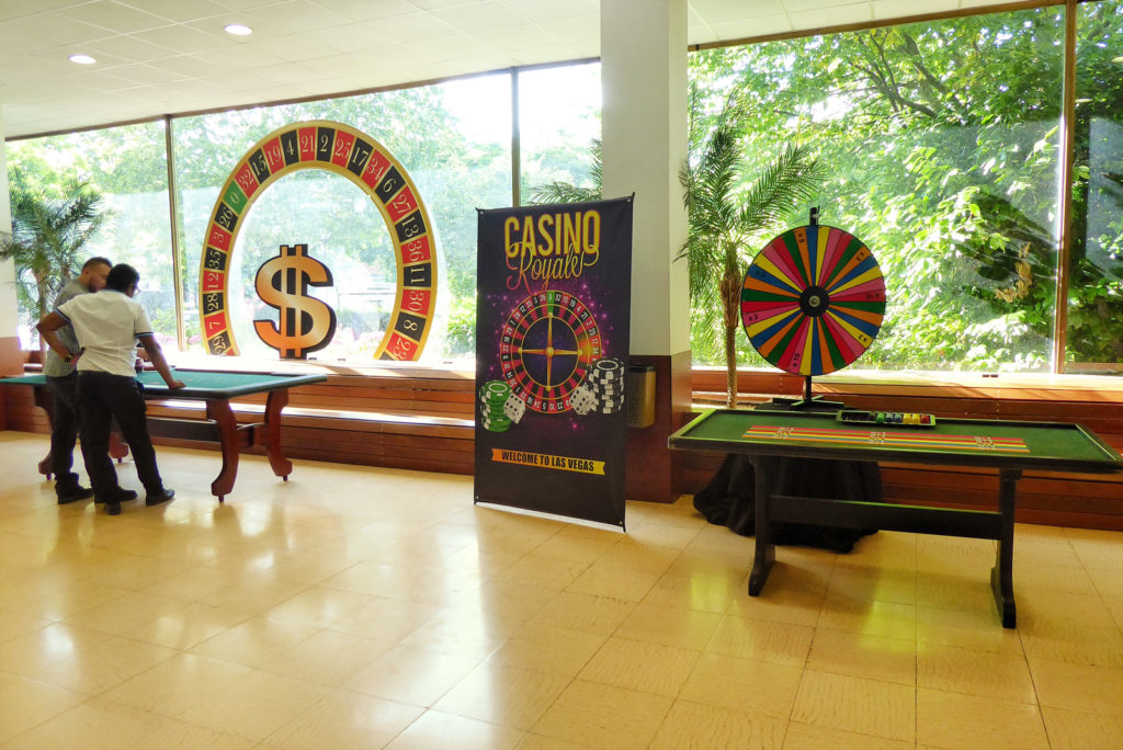 Animation Casino Argenteuil