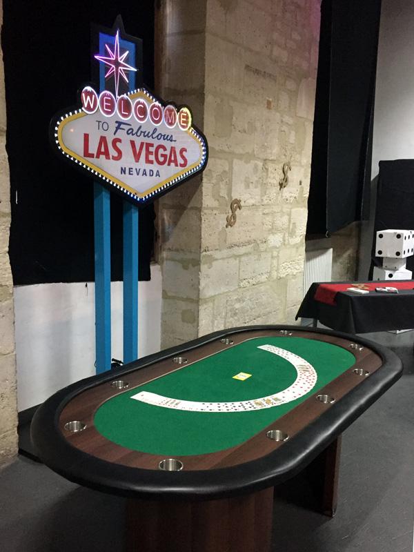Décoration Panneau Las Vegas