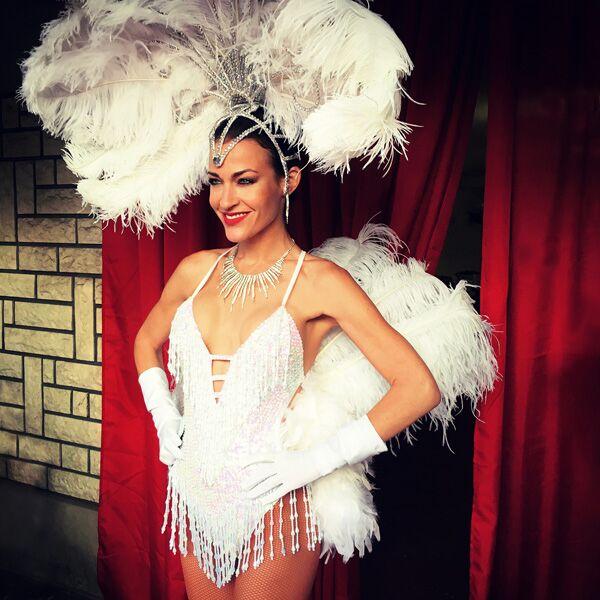 Hôtesse accueil Showgirl