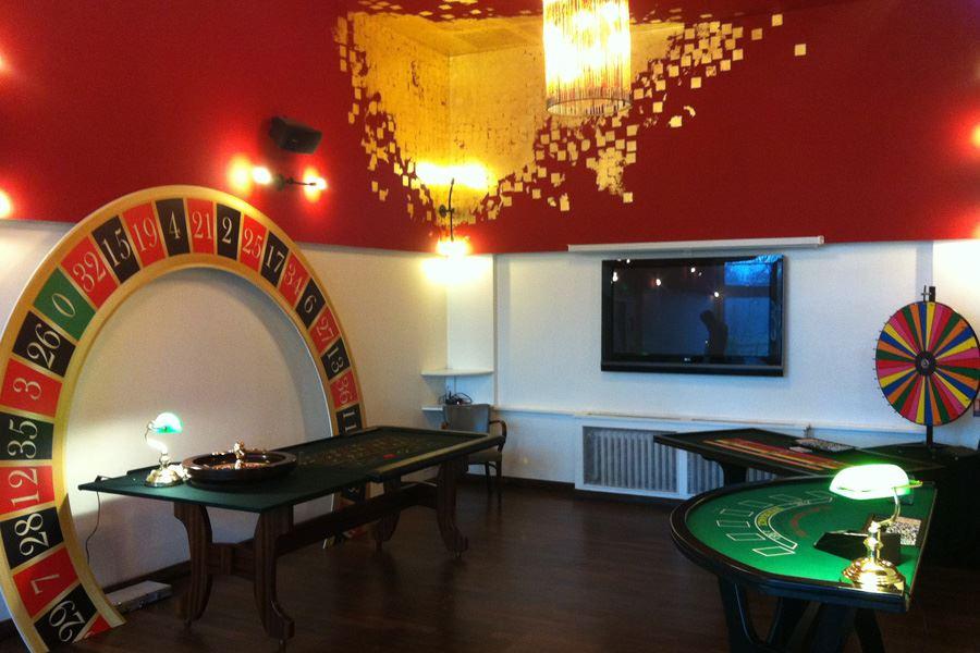 décors événementielle casino