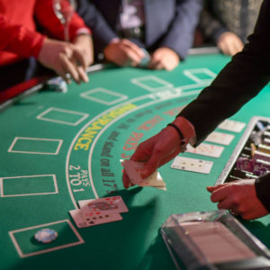 animation soirée casino
