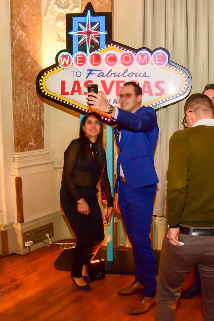 Signe Welcome Las Vegas