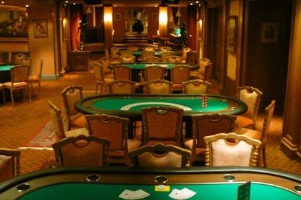 tournoi de poker entreprise, au Ritz