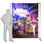 decors photocall casino