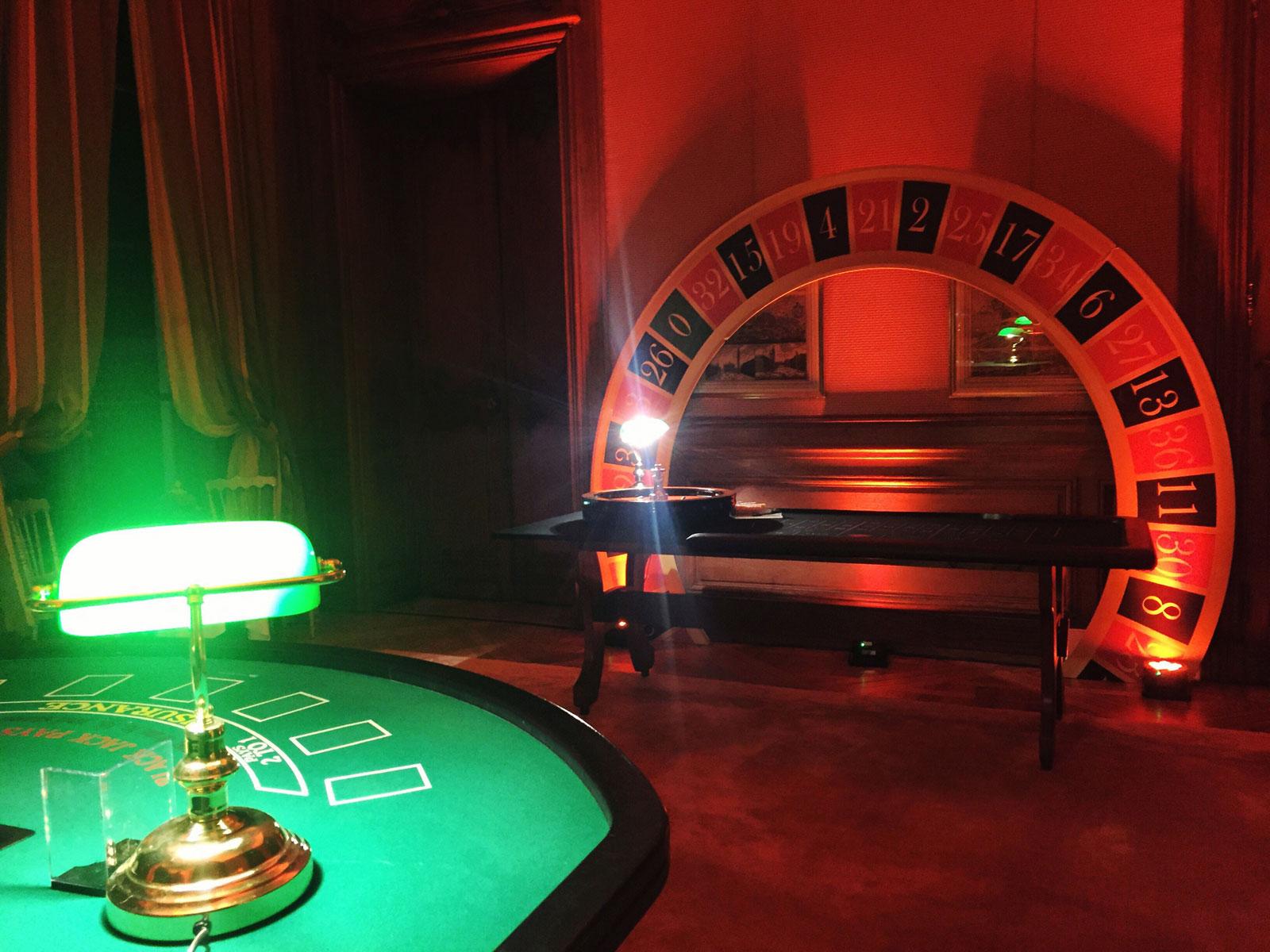 Soirée casino à la Maison de l'Amérique Latine