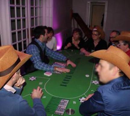 Animation Poker Western