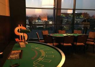 Soirée casino animation entreprise à Enghien les bains