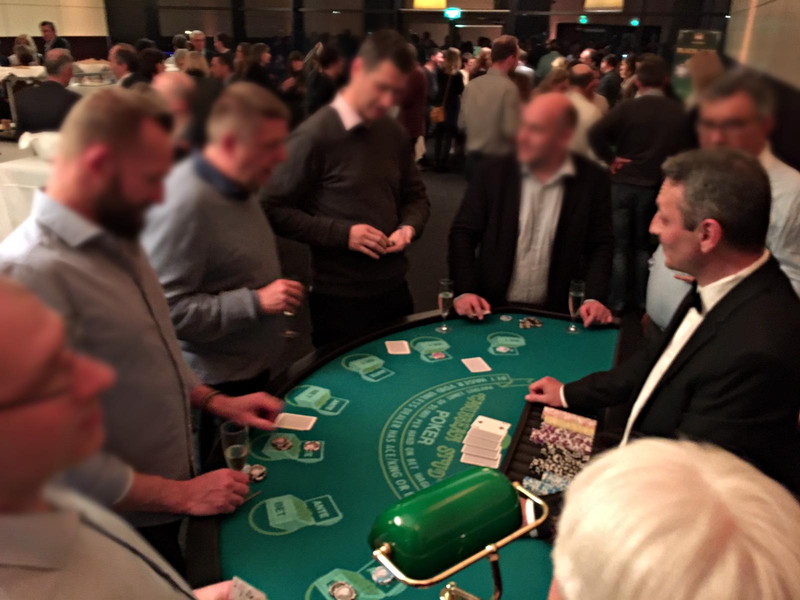 Soirée casino Animation, casino Roulette