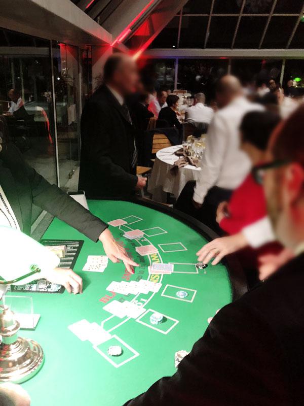Casino animation pour soirée entreprise à Deauville