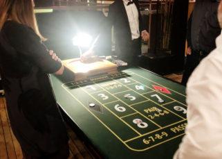 Casino factice pour soirée entreprise à Deauville
