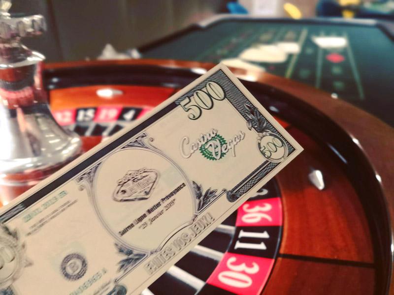 Animation casino entreprise BNP Nanterre