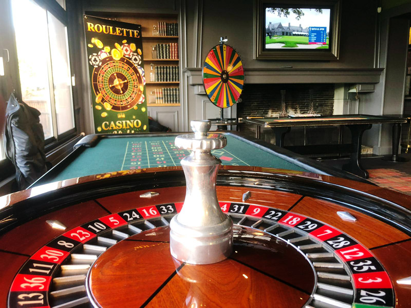 Soirée Casino entreprise, animation Covid, hotel Deauville